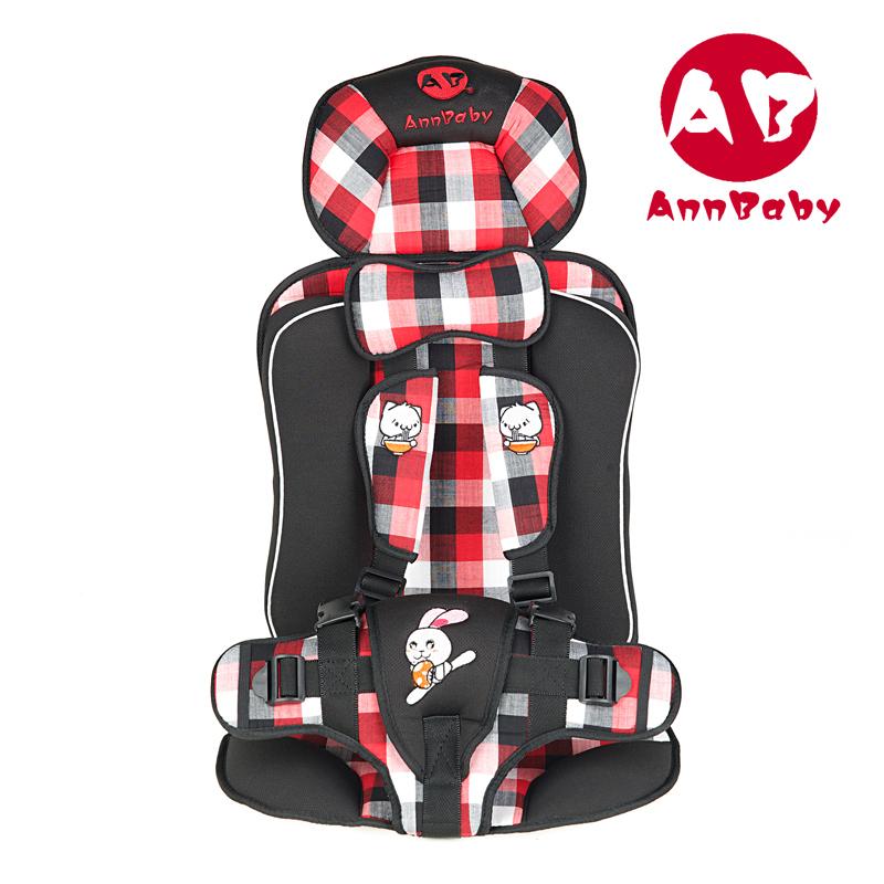 Марка дети автокресло для 1 - 8 лет дети красная сетка интенсивный портативный классический пояс дышащий отрегулируйте защитный стул высокое качество