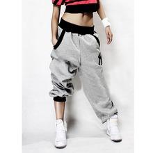 2014 Mens Womens Trousers Slacks Casual Harem Baggy Hip Hop Dance Sport Sweat Pants