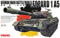 Meng model TS 015 1 35 GERMAN MAIN BATTLE TANK LEOPARD 1 A5 plastic model kit