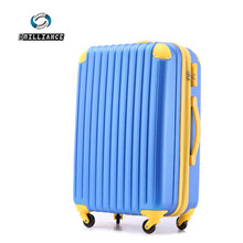 20, 24, 28inch,  6 Colors Trolley Luggage Travel Bag,Woman or men Travel rolling Suitcases,ABS Travel Luggage,Rolling Luggage