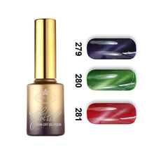 6pcs Florales magnetic cat eye gel polish 15ml with a free magnet stick 36 colors for