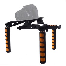 Mcoplus DSLR Shoulder Rig 107D Set Movie Kit Film Making System for Canon Nikon Panasonic Sony DSLR Cameras Video Camcorders