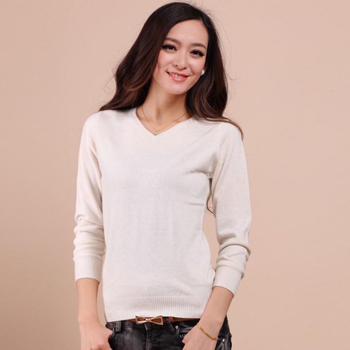Hot Sale Autumn Winter 2015 Knitted Cashmere Sweater Women ...