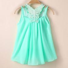 chiffon infant dress baby girl clothing summer infantil toddler clothes party newborn dresses vestido bebe