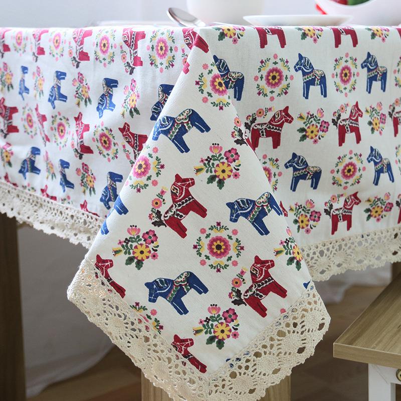 Vintage Linen Tablecloths 69