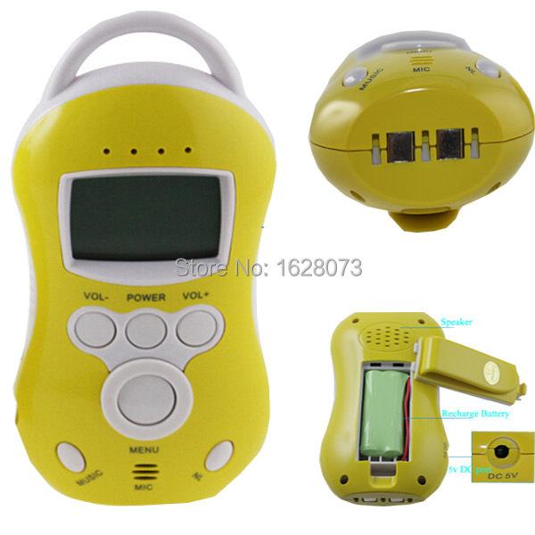 Аудио Vigila Bebes беспроводной 2 разъемы голос цифровой радионяня ночник температура индикации радио няня интерком-гарнитура няня