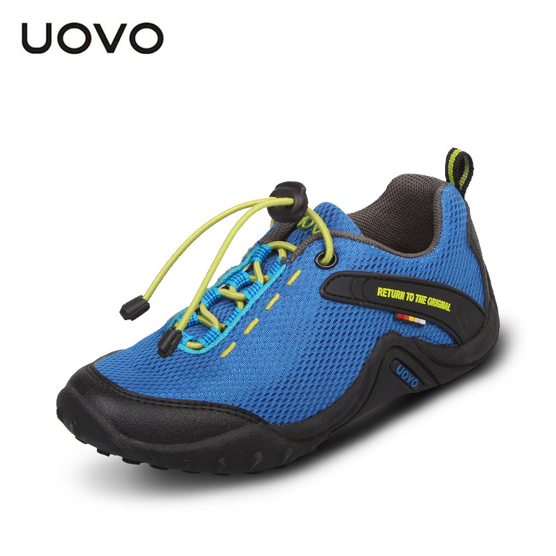 2016 Summer Kids shoes fashion boys girls Mesh Upper shoes high qualiy Sneakers Children shoes Breathable shoes boys