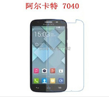 4x Matte Anti-glare LCD Screen Protector Guard Cover Film Shield For Alcatel One Touch POP C7 Dual 7040D 7040A 7041X 7040F 7041D