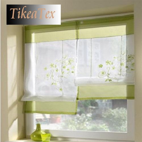 compra cortinas de la cocina corta online al por mayor de china mayoristas de cortinas de la. Black Bedroom Furniture Sets. Home Design Ideas