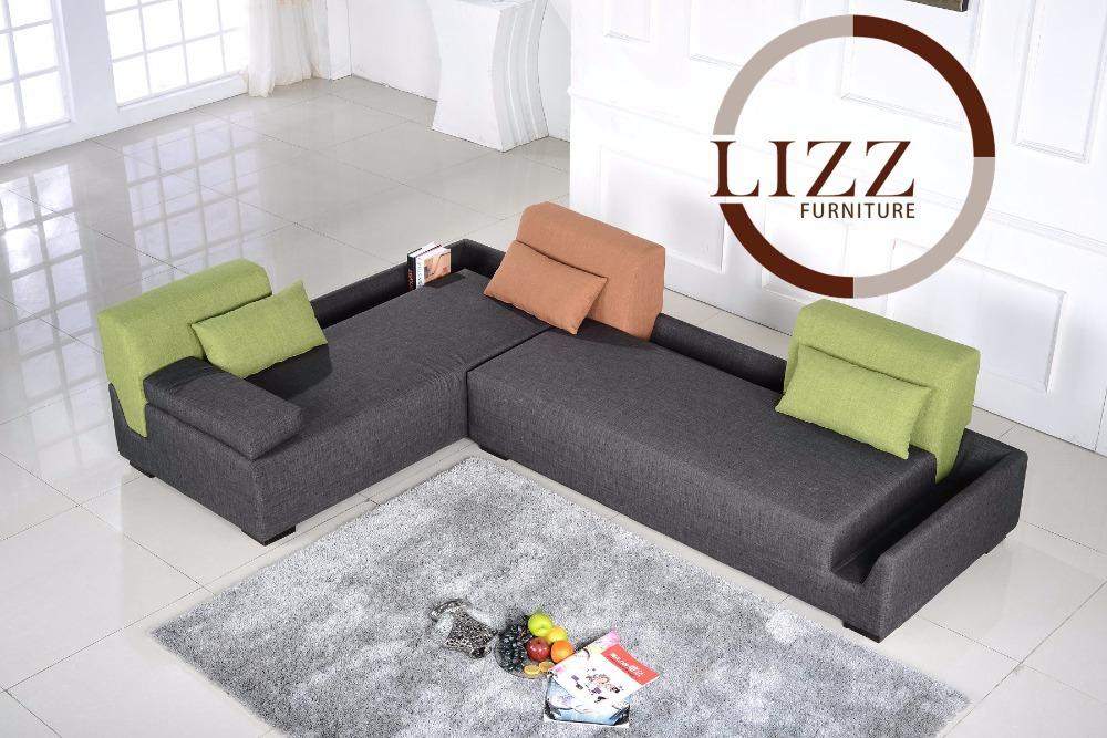 Lizz High Quality Fabric Sofa Living Room Sofa Modern