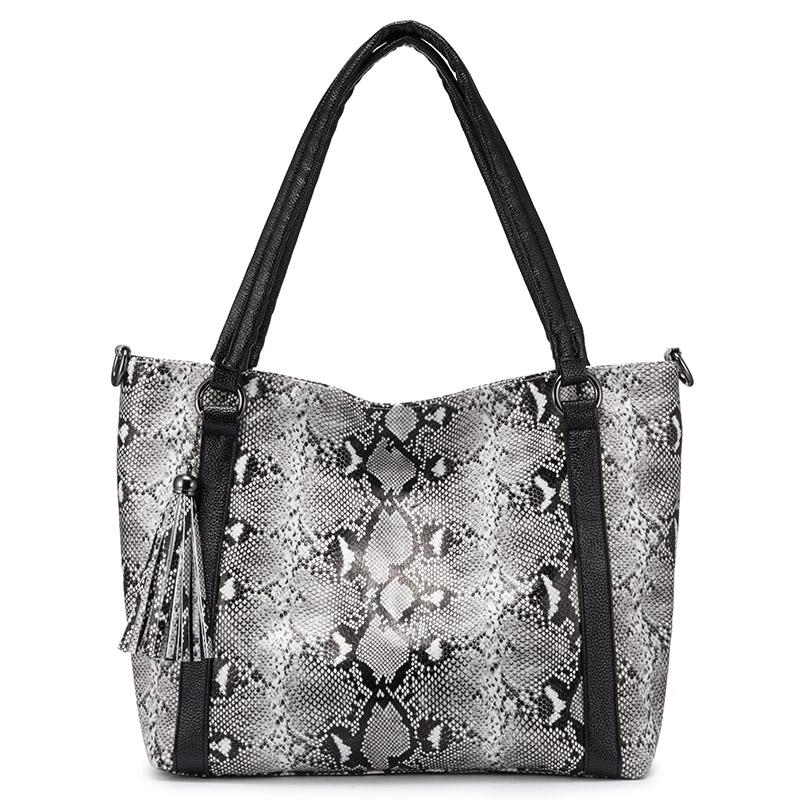 REALER, роскошные сумки, женские сумки, дизайнерская сумка на плечо, сумка-хобо из змеиной кожи, женская сумка с кисточками(Китай)