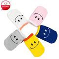 Free Shipping 2016 Spring And Summer children s Socks Smile Cartoon Socks Cotton Short Socks Ankle