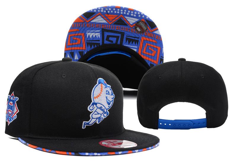2015 горячая распродажа нью-йорк нью-йорк метс Snapbacks регулируемая хип-хоп бейсболки унисекс gorras оптовая продажа
