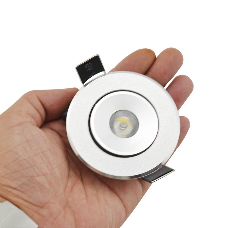 1w mini led spotlight led cabinet spot light 2 5 mini led 3w ceiling lamp light 85 265v rohs. Black Bedroom Furniture Sets. Home Design Ideas