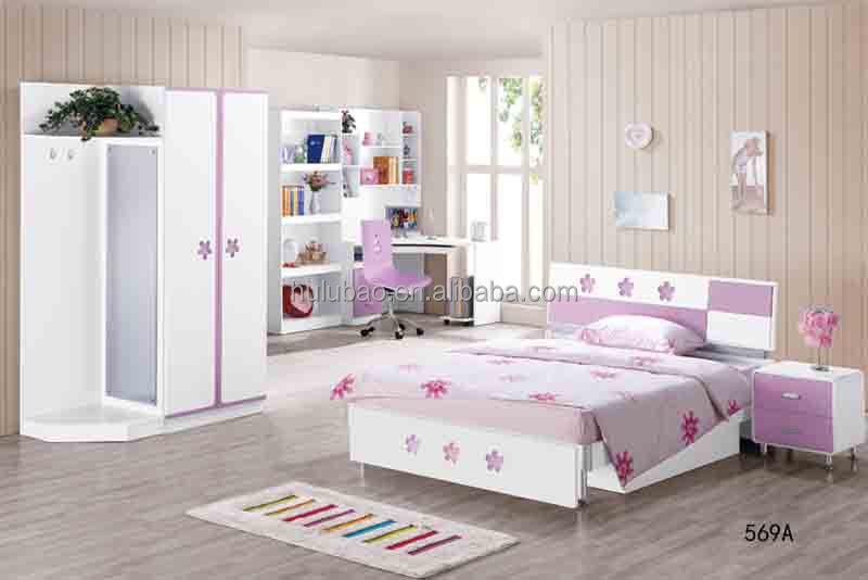 Amor menina quarto conjunto de m veis ador vel rosa quarto for Mobilia anos 40