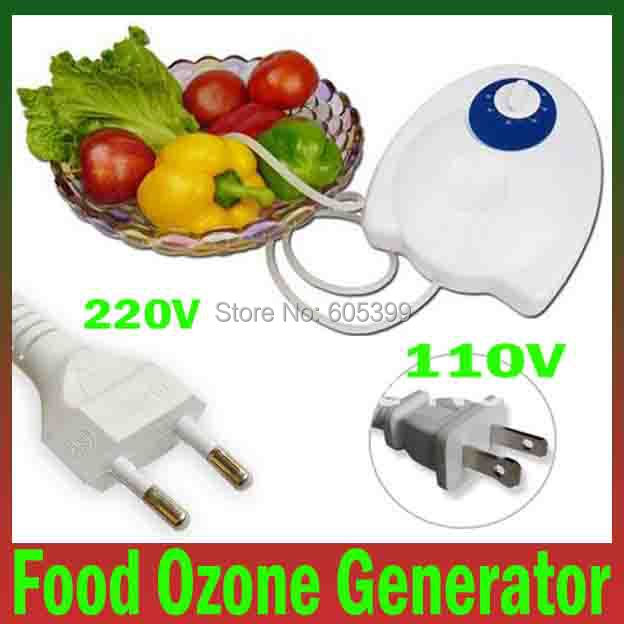 400mg h 220V 110V 400mg h portable Timer Fruit Vegetables Food Ozone Generator Water Skin Care