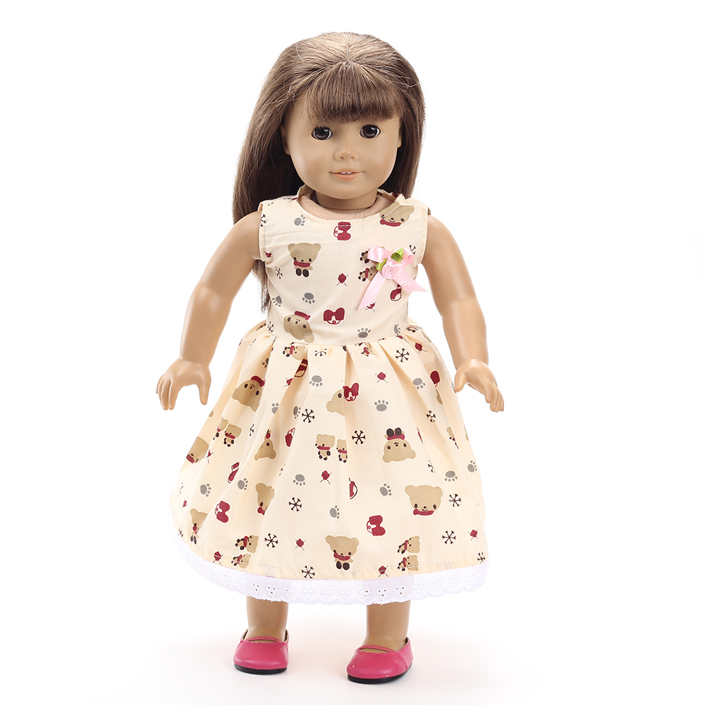 18 Inch Doll Clothes - 4 Pieces Set | Gray Jacket and White Pants | Outfit Fits American Girl Dolls | Gift-boxed! $ $ 9 95 Prime Only 13 left in stock - order soon.