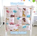 Promotion Kitty Mickey Baby Storage Bag Free Shipping Baby Cribs Bedding Sets Storage Hanging Bags for