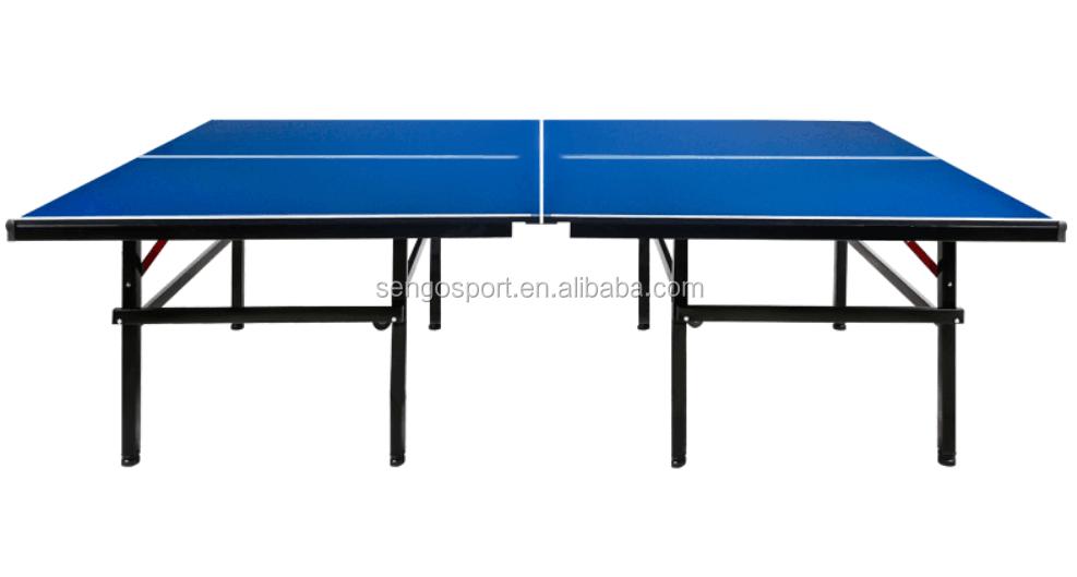 professional portable pliable ping pong avec accessoires vendre tables de tennis de table id. Black Bedroom Furniture Sets. Home Design Ideas