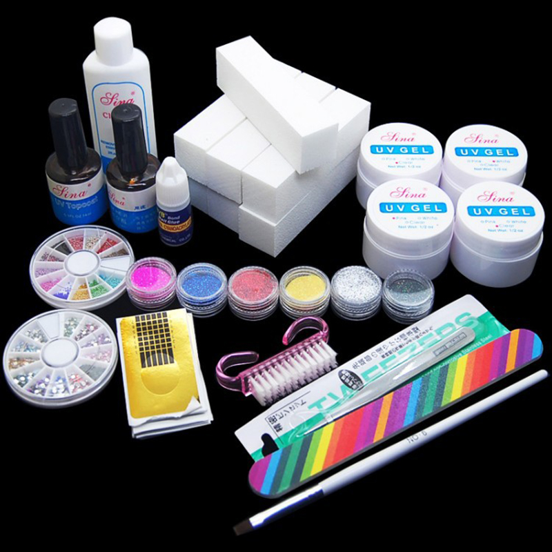 Kiss Salon Secrets Nail Art Pro Tool Kit Nsat01: Popular Professional Acrylic Nail Supplies-Buy Cheap