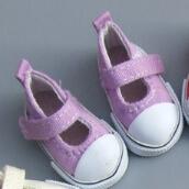 5 см парусиновая обувь для 1/6 BJD кукла мини игрушка обувь Bjd обувь для России diy Одежда кукла снеговик(Китай)