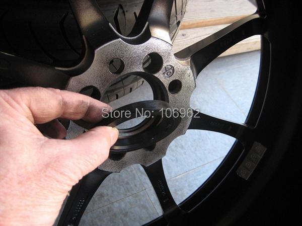 72.6 - 63.4 мм 4 шт./лот черный пластиковые ступицы колеса Centric размеров доступен розничная и оптовая продажа кита бесплатная доставка