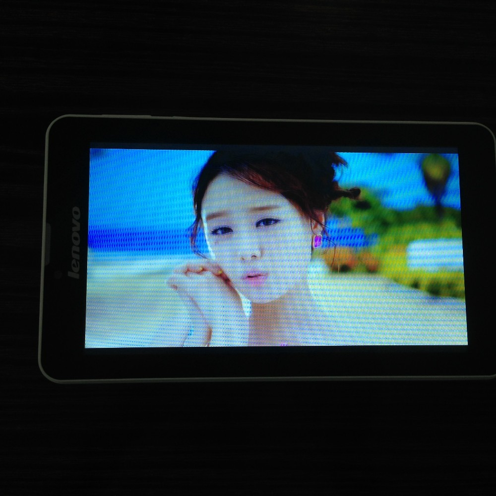 7 inch lenovo tablet pc1024*600 Dual Core 1G RAM 8G ROM Android 4 4