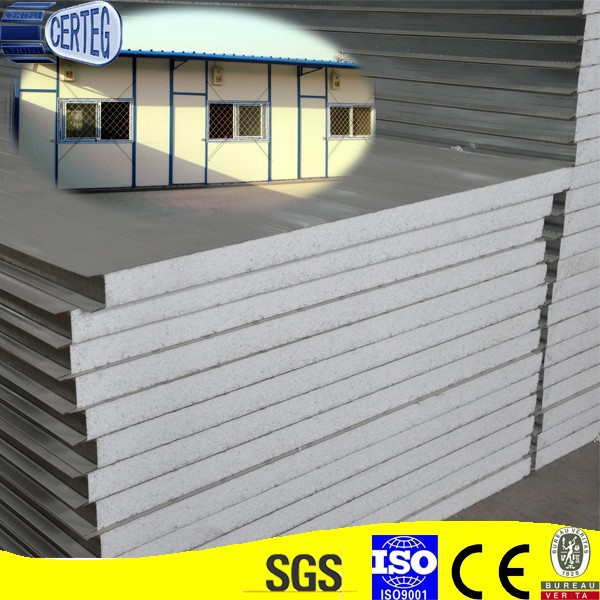 Ready Made Building Materials Eps Sandwich Panel,Lowes