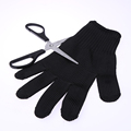 1 Pair Outdoor Hunting Fishing Gloves Cut Resistant Protective Knife Anti slip Metal Mesh Anti cutting
