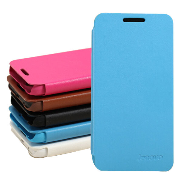 finest selection d7a20 f5353 Lenovo A6000 Case Flip Original Leather High Quality Cover Case For Lenovo  A6000 Free Shipping