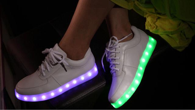 Zapatos Nike Led Precio