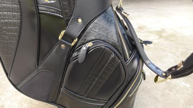 2017 Wholesale High End Golf Bags Man Golf Cart Bag Golf