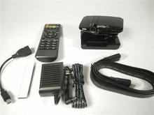 High Quality HD23 Tv Box 5.0MP Camera Allwinner Dual Core TV Box 1GB 8GB Android 4.4 HDMI Smart TV Box Built in DSP Mic Speaker