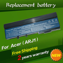 Laptop Battery For TravelMate 4520 6292 6492 6493 6553 2420 2440 3240 3280 4330 4720 6231 6291 6593 6593G 2420A 4730 6252 6593
