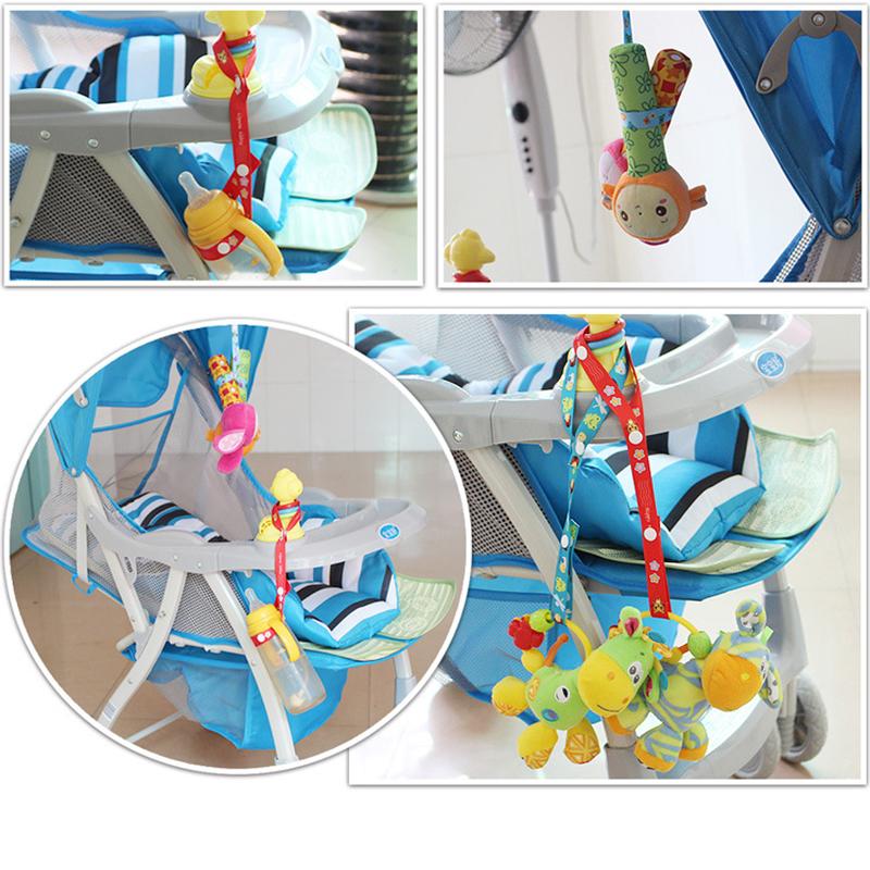 Детские товары детские игрушки фиксированной носить с собой безопасности коляска игрушки связывают пояса троса YE01070