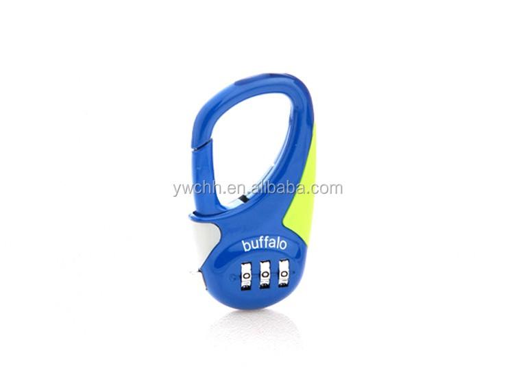 Buffalo padlock