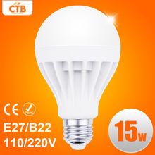 LED Lamp LED E27 B22 E14 Bulb Led Bulb Light 3W 5W 7W 9W 12W 15W,220V 110V Wholesale Cold Warm White Led Spotlight Lamps