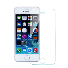 9H Tempered Glass Screen Protector Cases for iPhone 5s iphone 5 case Original capa fundas for Apple iphone 5S case 5c