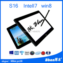 Original 11.6″ Super China S16 official Windows 8.1 Tablet PC Intel Dual Core Tablet 1366×768 4GB/64GB HDMI Tablet