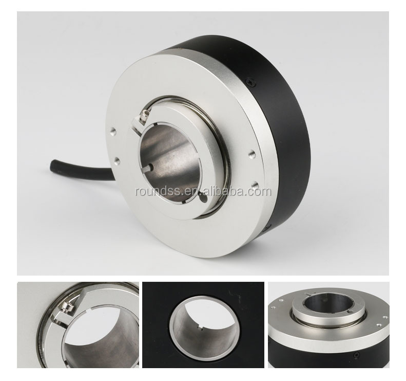 Ultra-thin Hollow Shaft Encoder Angle Absolute Rotary