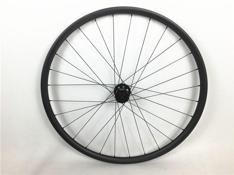 Hookless Mountain Bicycle Wheels 29er 700c Farsports Carbon Mtb