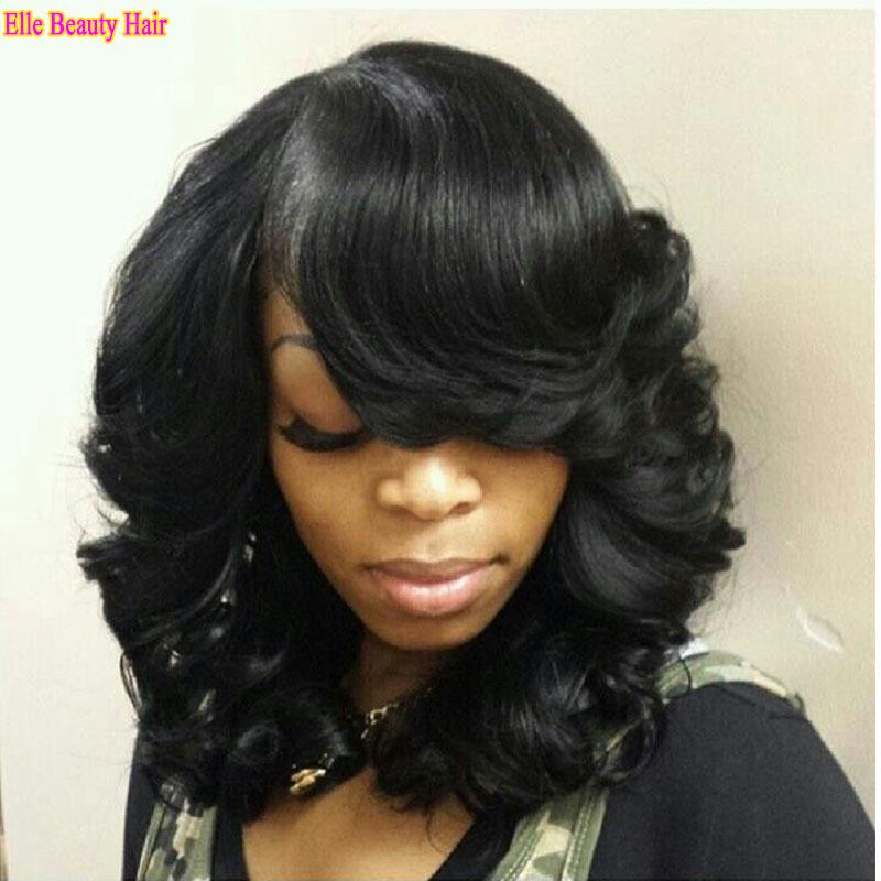 Bob Wigs For Black Women Human Hair Bob Wigs For Black