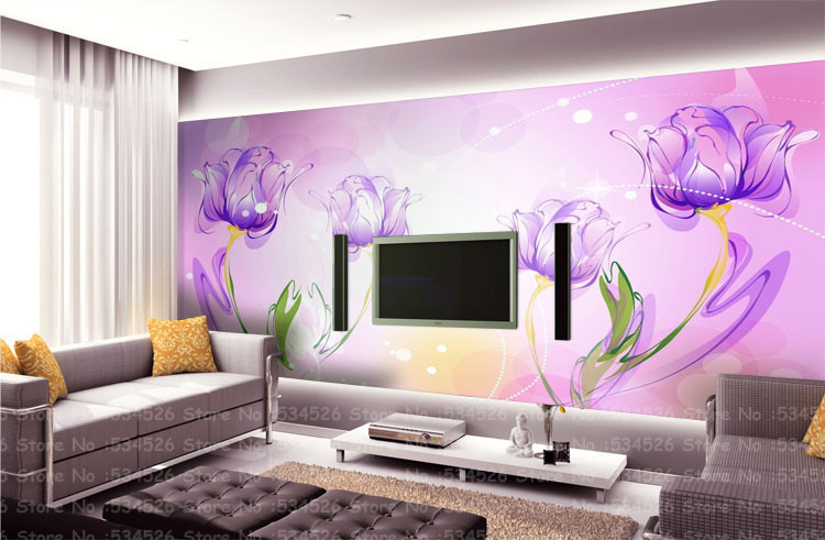 fashion photo mural bedroom wallpaper papel de parede adesivo 3d tapete for living room wall. Black Bedroom Furniture Sets. Home Design Ideas