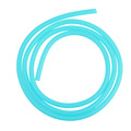 S10010B Light Blue Silicone RC Nitro Glow Fuel Line Tube Pipe 1 Meter