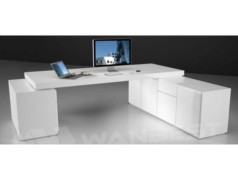 achetez en gros bureau en forme de l en ligne des grossistes bureau en forme de l chinois. Black Bedroom Furniture Sets. Home Design Ideas