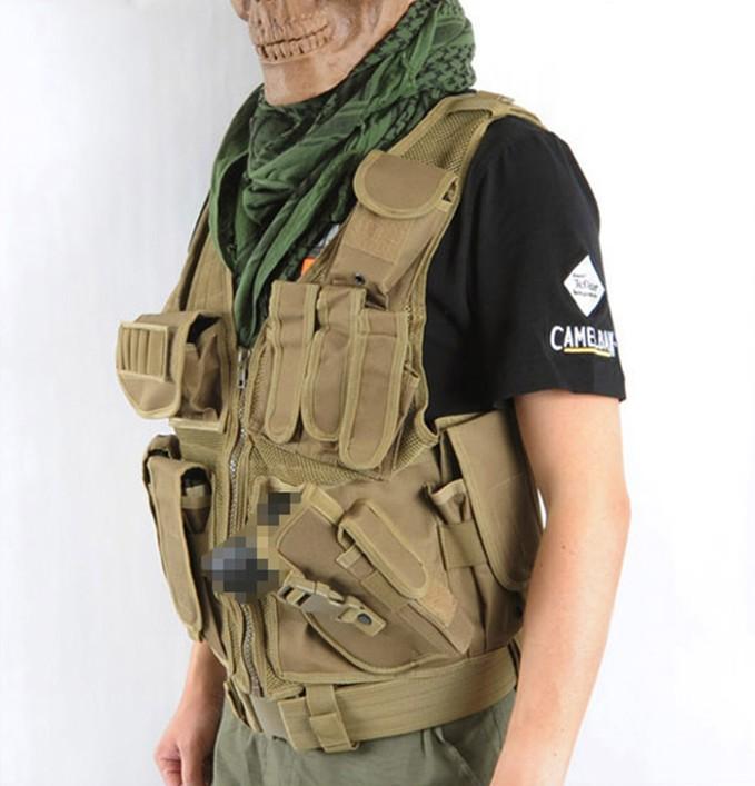 Men Nylon Vest Outdoor 45