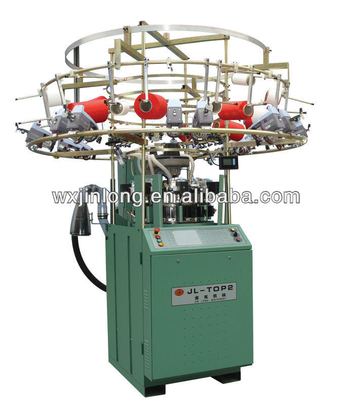 Jl208 Computerized Seamless Knitting Machine - Buy ...
