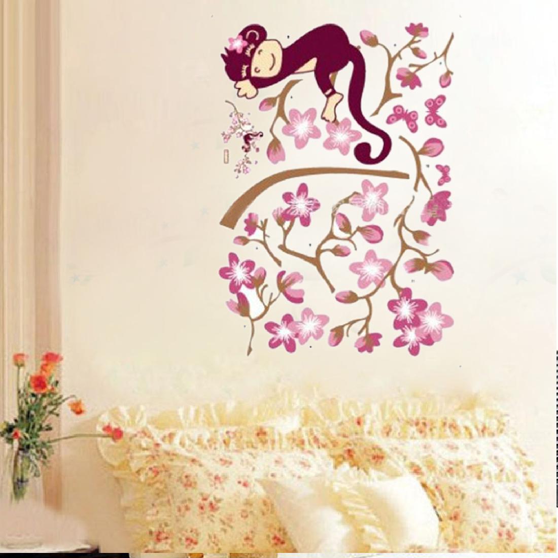 singes papier peint achetez des lots petit prix singes papier peint en provenance de. Black Bedroom Furniture Sets. Home Design Ideas