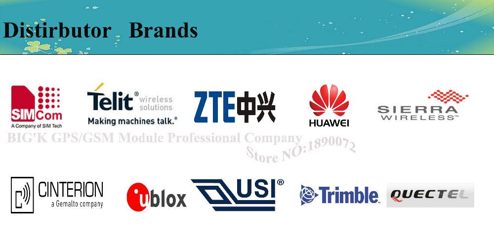 EM7455 2PCS LTE 30cm NGFF M 2 IPEX4 antenna Sierra Wireless FDD/TDD LTE 4G  CAT6 B1-5,7,8,17-20,25,26,29,30,41 free shipping