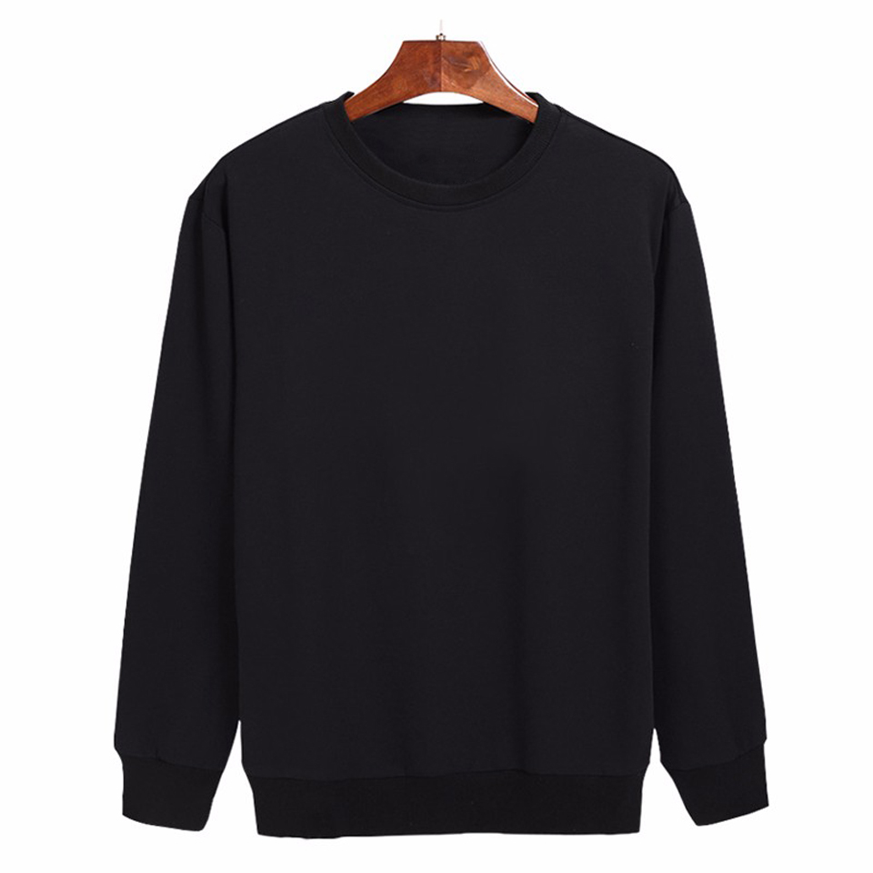Product Features Crew-neck long-sleeve T-shirt in heavyweight jersey with lay-flat collar.